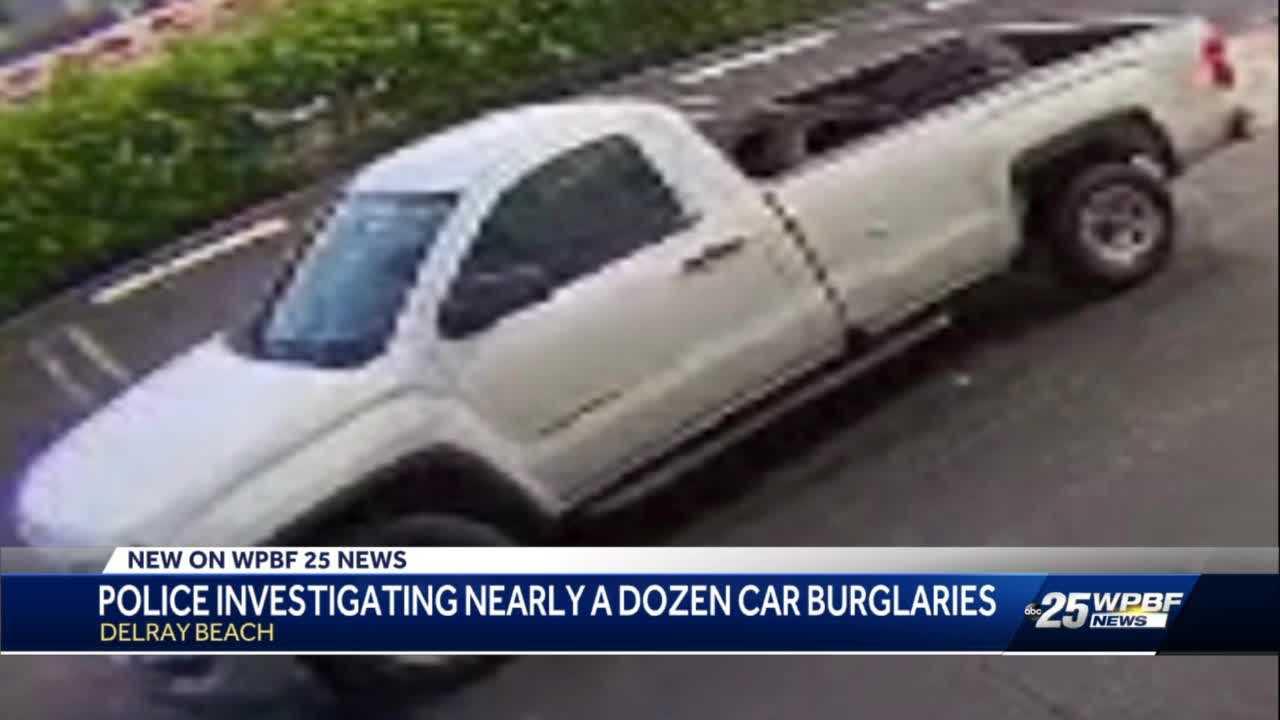 Thieves targeting catalytic converters