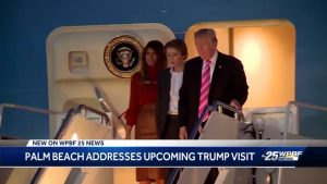 Palm Beach sends out letter to residents ahead of Trump visit