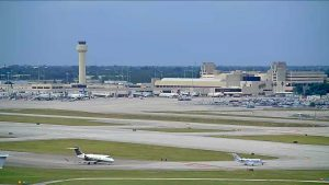 Palm Beach International Airport experiencing delays