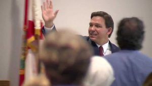 Palm Beach County COVID-19 compliance team investigating after DeSantis event in West Palm Beach