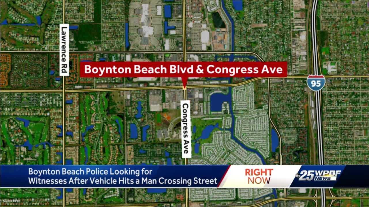 Police looking for witnesses to Boynton Beach crash