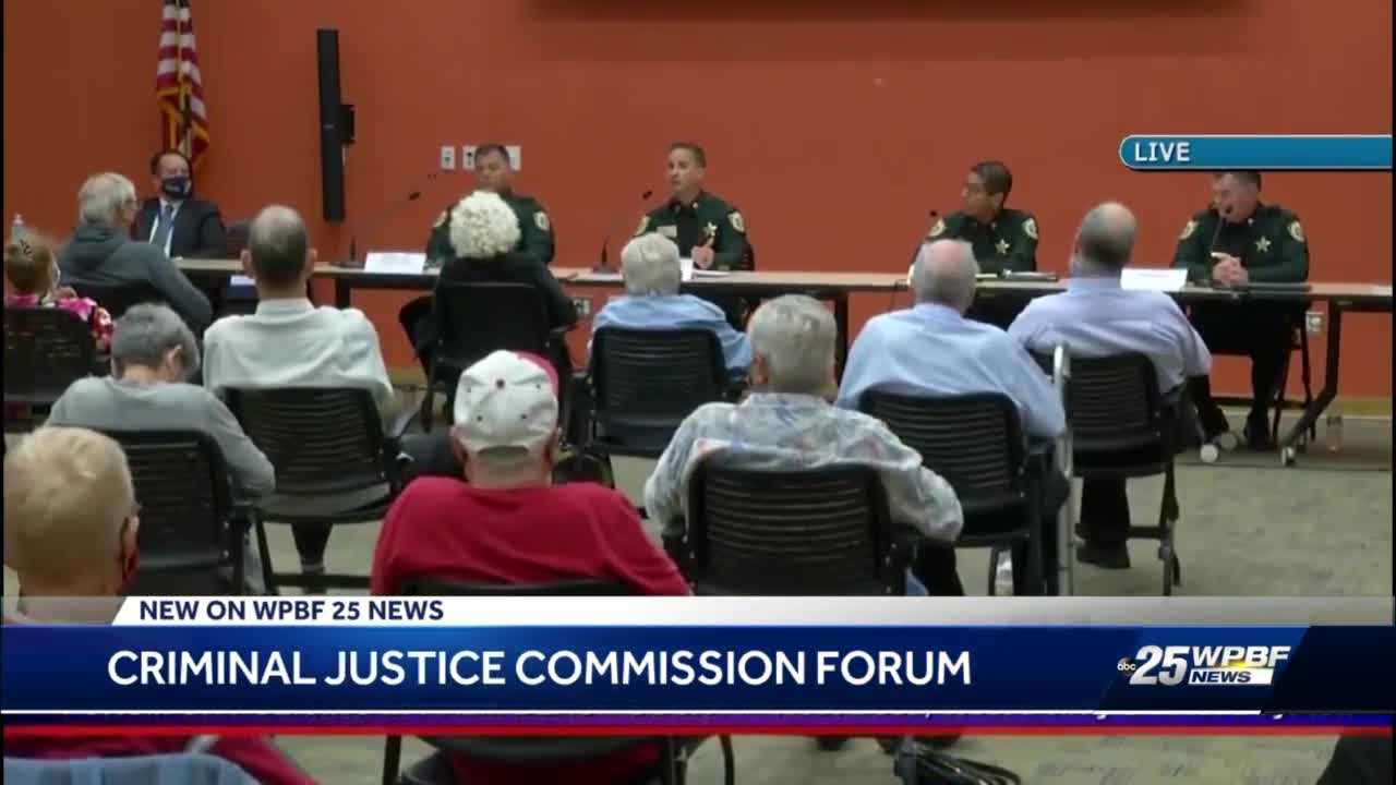 Seventh community forum on policing held in Delray