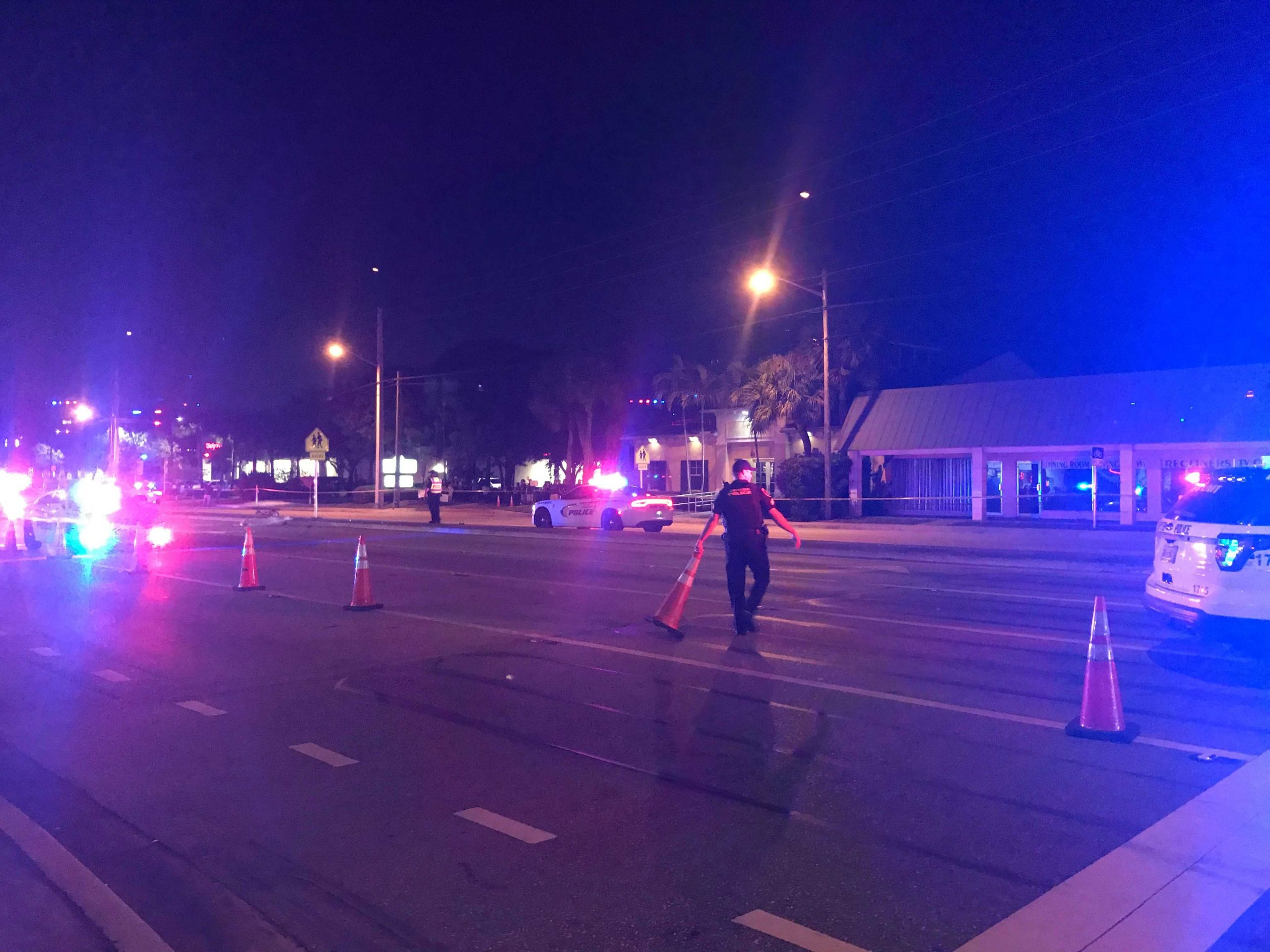 One person killed as car collides with two bicyclists in Jupiter