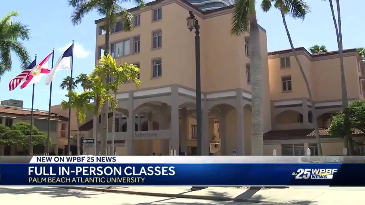 In-person learning classes gets approval from student