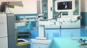 Local hospital using robot to make spinal surgery faster and safer