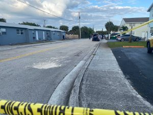 Man left with serious injuries after shooting in Riviera Beach