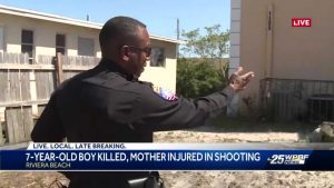 7-year-old boy shot and killed while sleeping
