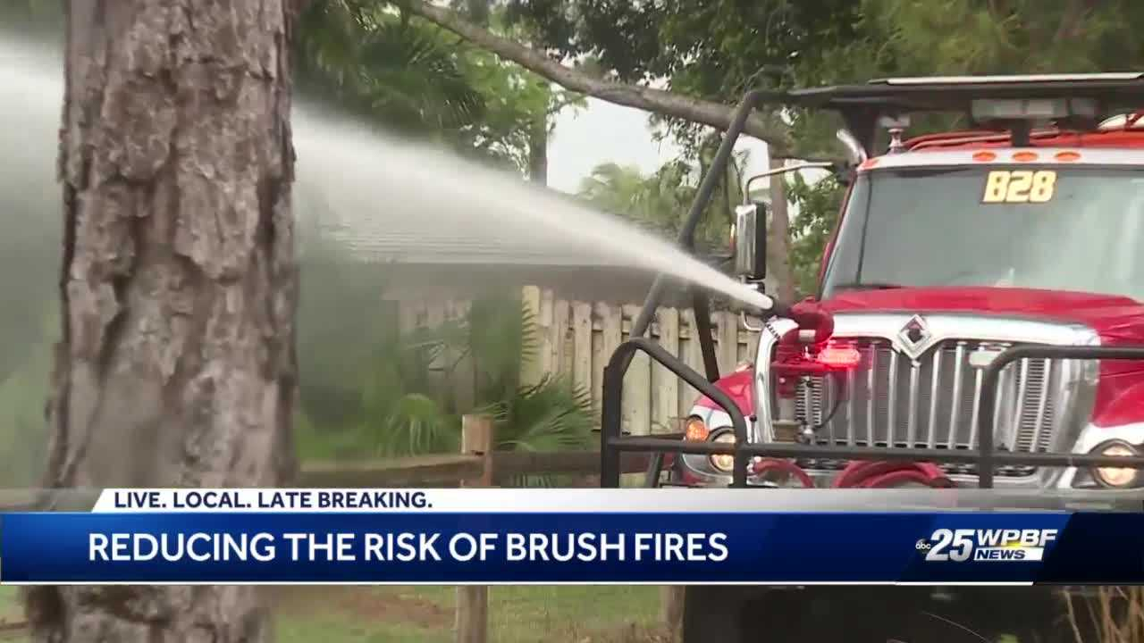 Protecting your home from brush fires as heat and storms increase risk