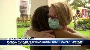Palm Beach Gardens teacher celebrates 49 years of teaching