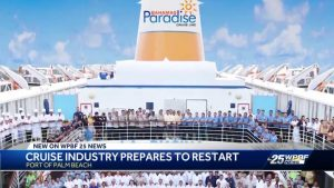 Cruise business excited to return to Port of Palm Beach