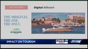 Palm Beach County's Tourism Department plan to attract more visitors