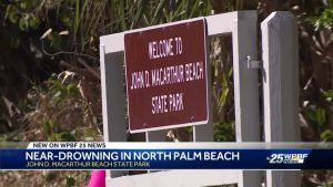 One person dead following near-drowning in North Palm Beach