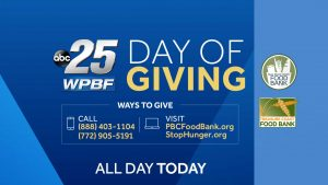 Day of Giving: How to support Palm Beach County & Treasure Coast Food Banks