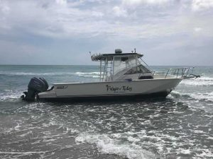 Migrants detained after arriving to Jupiter Island