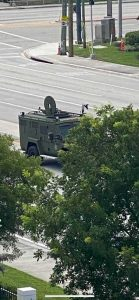 Boca Raton shooting suspect in custody after shelter-in-place