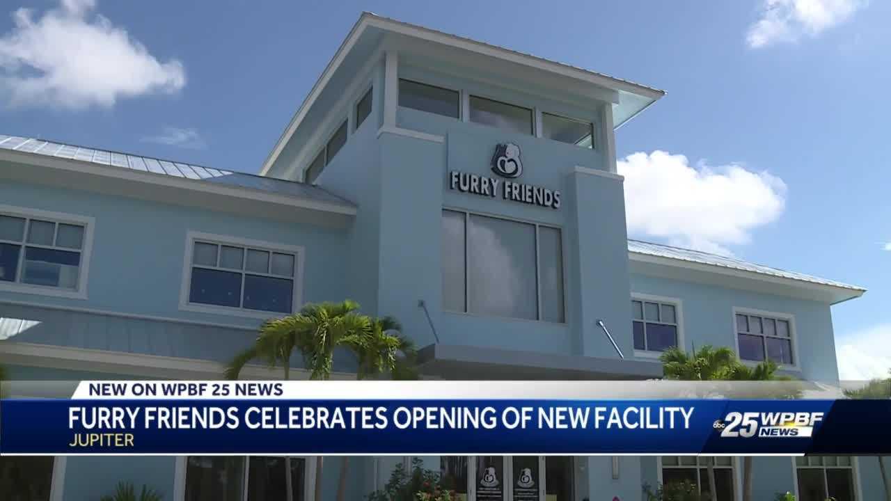 'Furry Friends' debuts new multi-million dollar facility in Jupiter