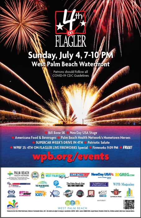 West Palm Beach '4th on Flagler' returns in-person
