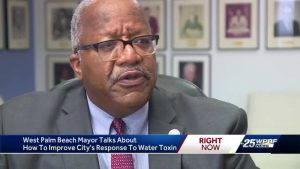 West Palm Beach mayor responds to water advisory criticism