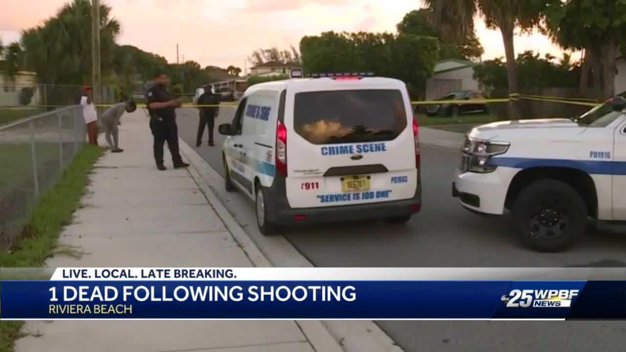 Riviera Beach woman gunned down in her driveway
