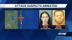 Palm Beach home invasion victim sent to hospital after being punched with brass knuckles