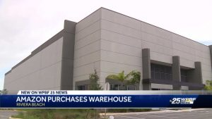 Amazon delivery station coming to Riviera Beach