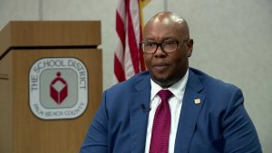 Full Interview: School District of Palm Beach County Superintendent discusses resignation