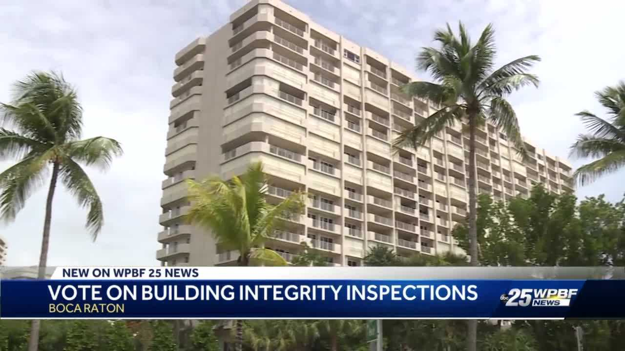 Boca Raton city leaders discuss building standards on two-month anniversary of Surfside condo collapse