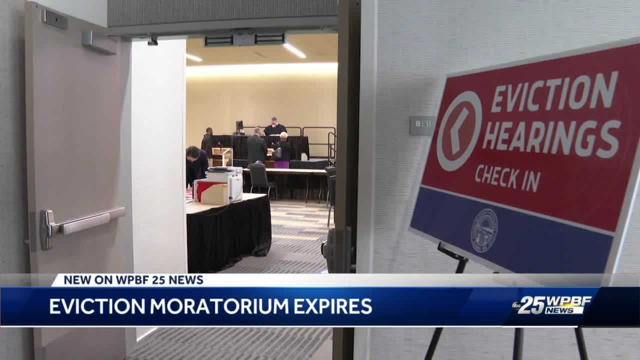 Rental assistance money still available after end of CDC eviction moratorium
