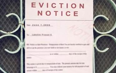 CDC extends eviction moratorium two months