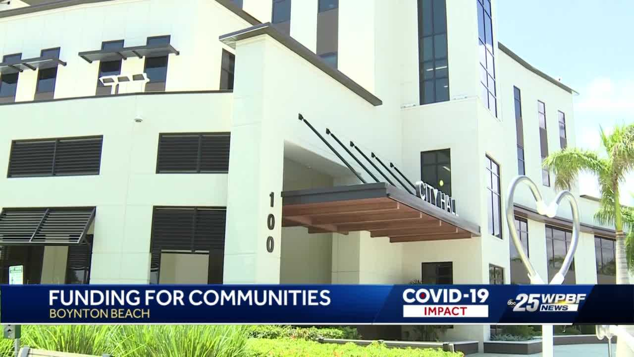 Funding available for communities hit hard by COVID-19