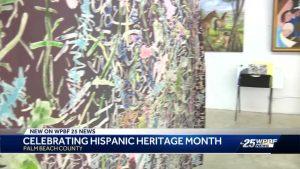 Palm Beach County Community leaders celebrate Hispanic Heritage Month