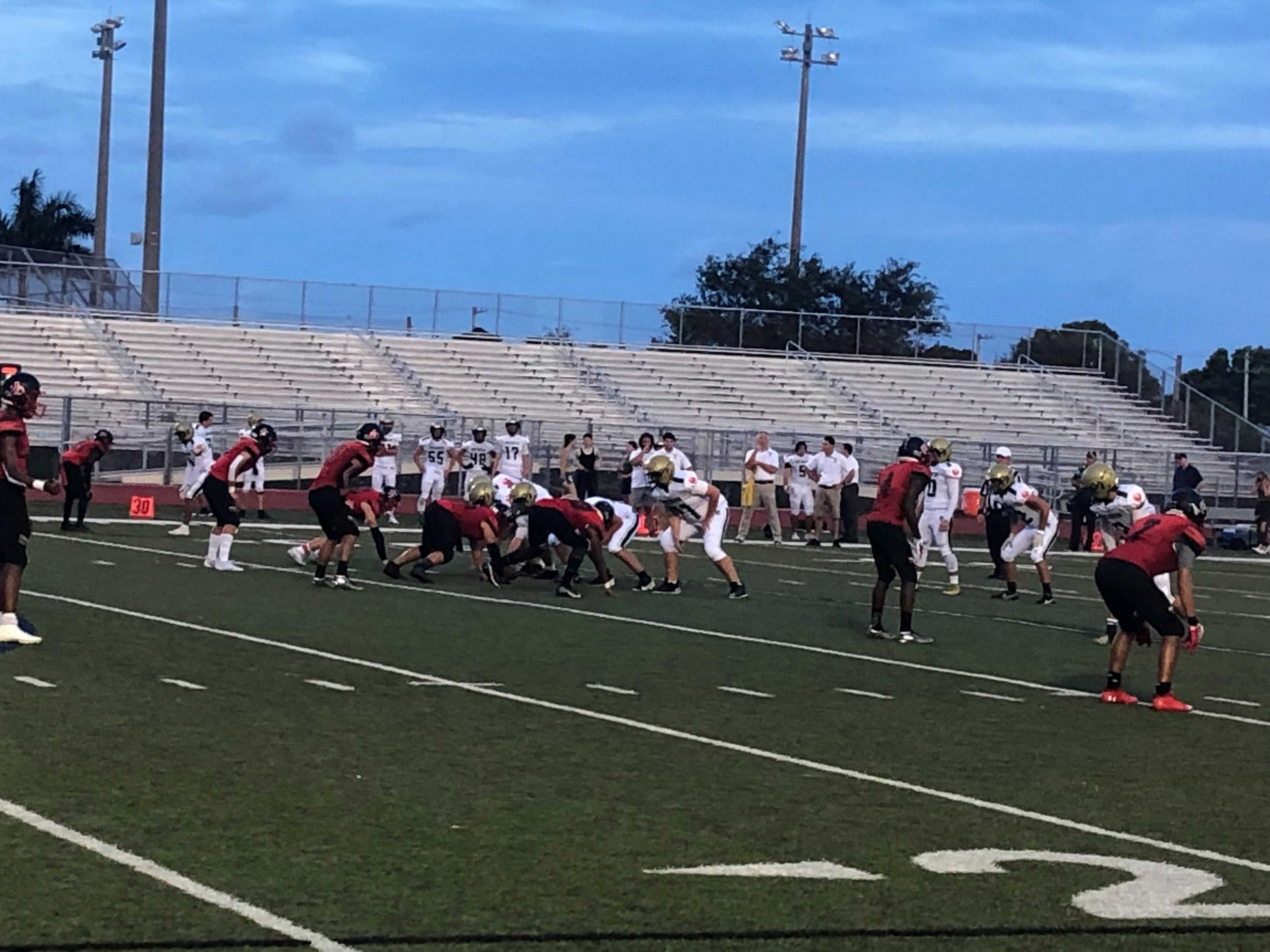 Week 5 Highlights and Scores from Palm Beach County and Treasure Coast