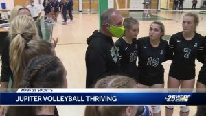 Jupiter girl's volleyball among the best in Florida