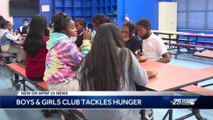 Boys and Girls Club seeing increase in food insecurity