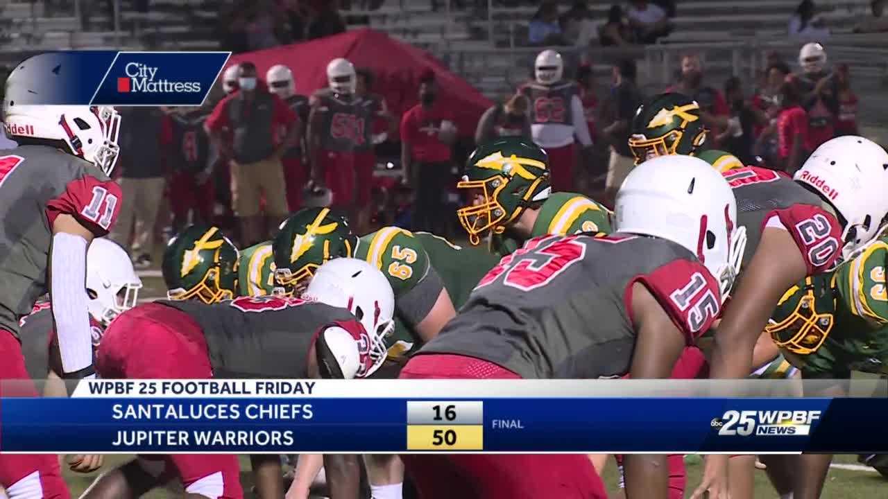 Week 3: Palm Beach County & Treasure Coast high school football scores