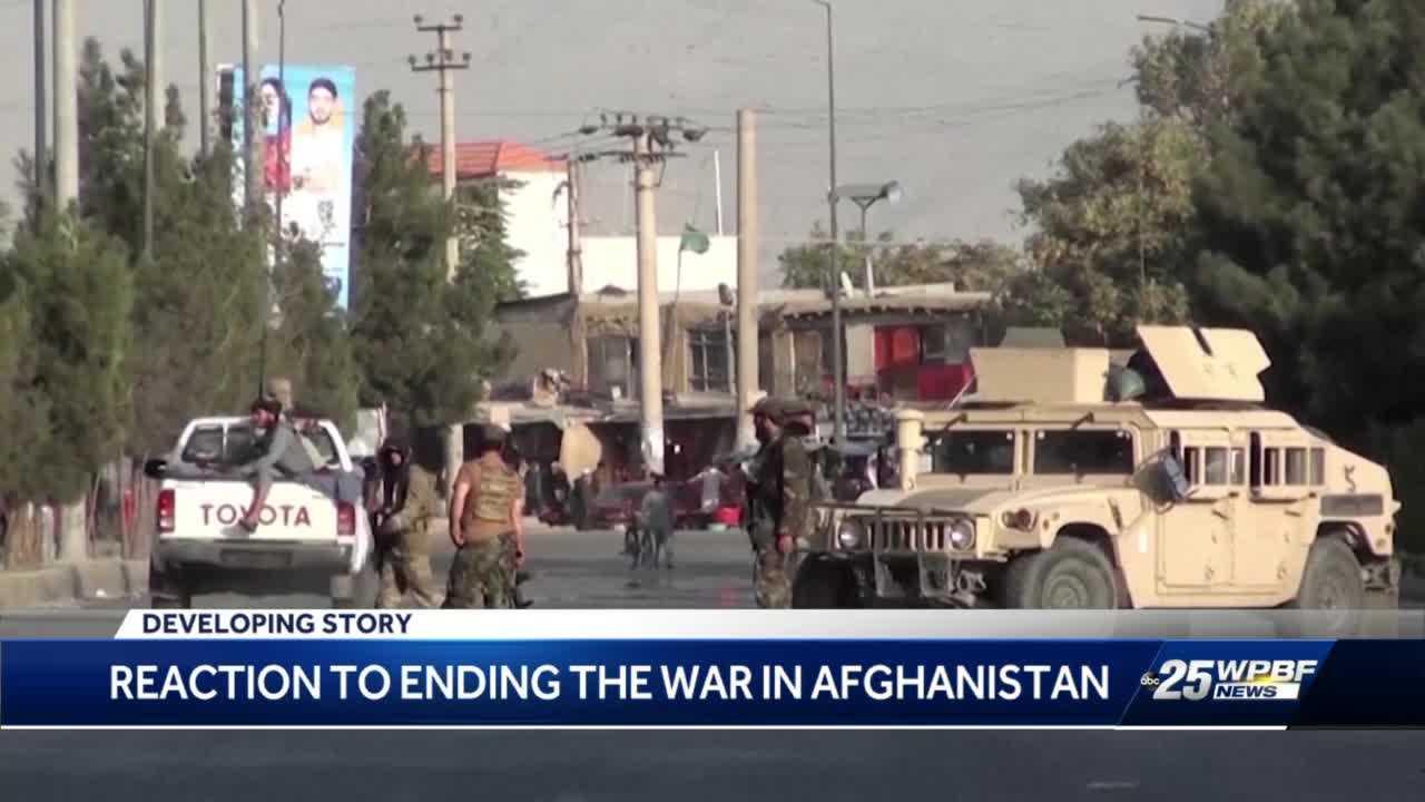 Afghan war: 'A case study in international relations'
