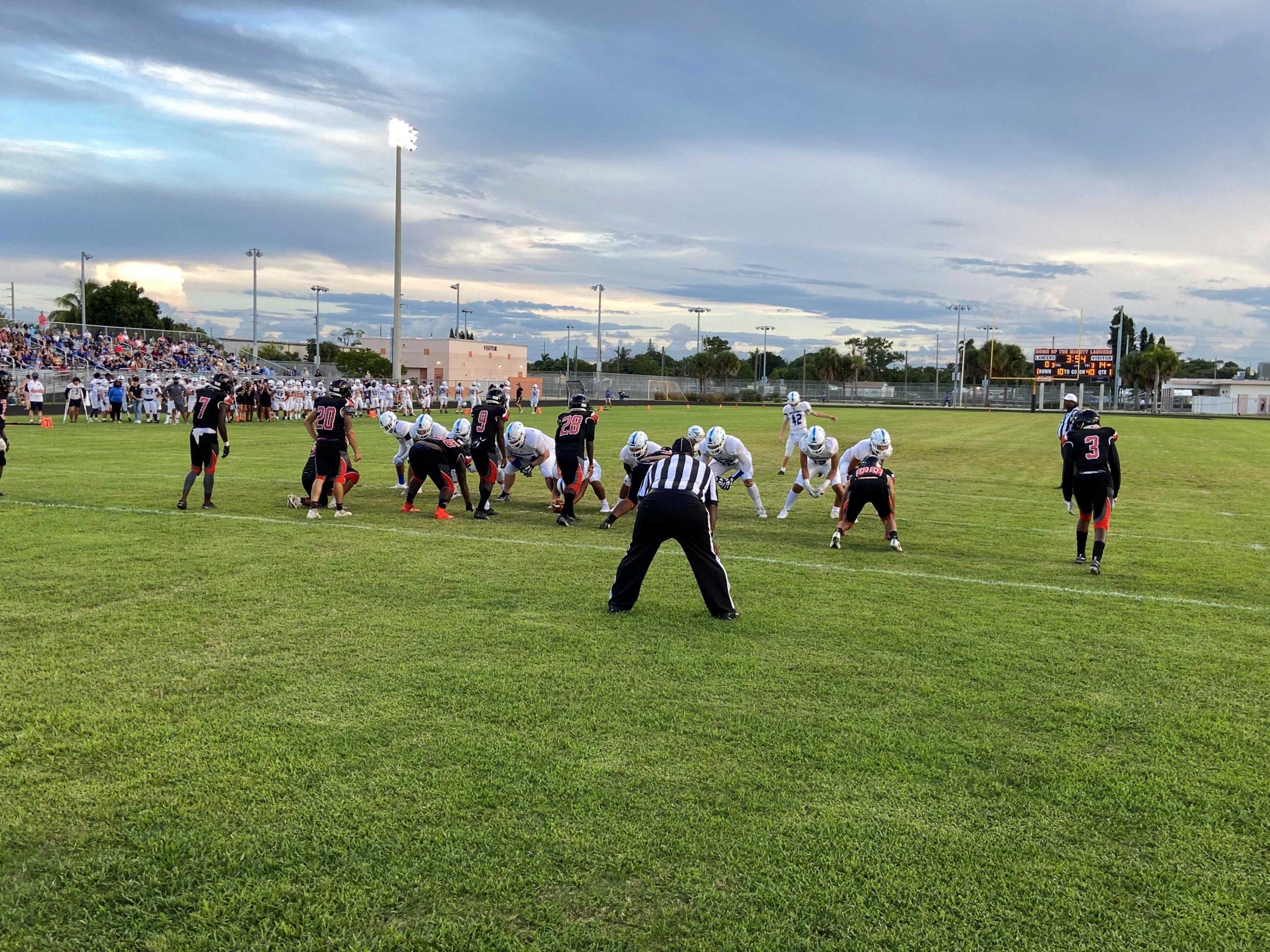 PHOTOS: Week 5 of High School Football in Palm Beach County and the Treasure Coast