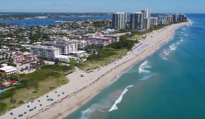 Hotel usage up in Palm Beach County