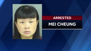 Woman accused of throwing firebombs at Buddhist temple in Palm Beach Gardens