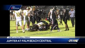Week 6 highlights and scores from Palm Beach County and Treasure Coast