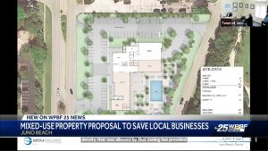 5 Juno Beach businesses in limbo as property owner looks to develop land