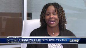 Palm Beach Atlantic's Lovely Evans blazing the trail for minority women