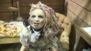 Behind the scenes: Fright Nights in West Palm Beach